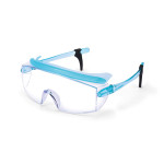 1 eye glass fit SN-735 light blue