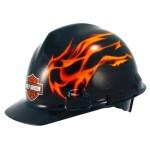 Harley-Davidson-Flames-Hard-Hat