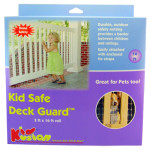 Kid Safe Deck Guard.