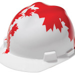 MSA Canadian Hard Hat