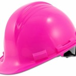 North Pink Hard Hat