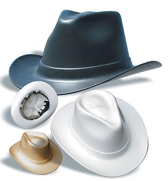 Vulcan Cowboy Hard Hats Made In Usa Safety Guardian