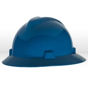MSA Full Brim V-Gard Hard Hat
