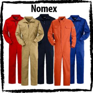 Nomex coverall