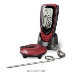 Oregon Scientific Talking BBQ Thermometer