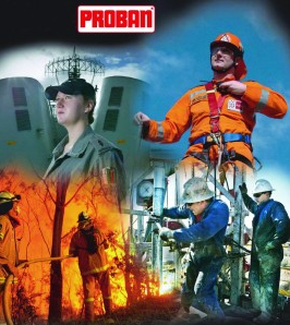 Proban Coverall