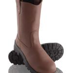 Steel Blue 'Heeler' - Calf Length Riggers Boot