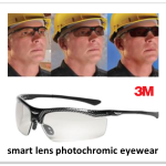 3M smart lens photochromic eyewear
